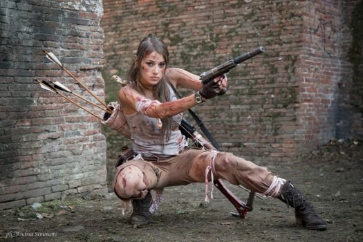 Tomb Raider 9 - nobody can stop me by FuinurCroft