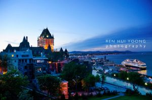 Quebec City by rh89