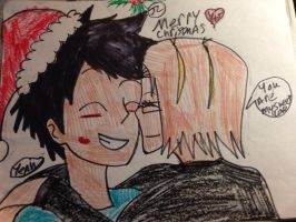 KHR Julia say you are my sweet love by Bluedragoncartoon