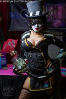 Mad Moxxi: Thanks for the tip, Sugar by Enasni-V