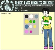 Project Hades - Hope Profile by Madican