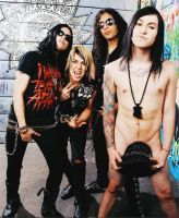 Escape The Fate. by liarsandmonsters