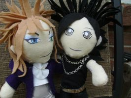 Bill and The Goblin King by VilleVamp