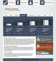 The Basics Web Hosting by veggie1232