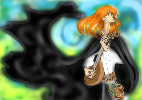 Kvothe by FindorCarias