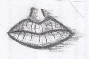 Lips by Wildefray