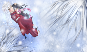 Inukag Week 2012 - Winter by Etrilya