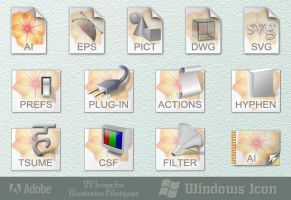 Complete Illustrator Filetypes by ssx