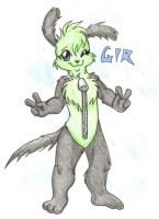 Anthro SIR Units - Gir by growly