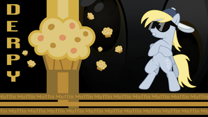 Derpys muffin factory wallpaper by rhubarb-leaf