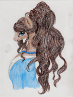 Katara Pony-ized by Crazyaniknowit