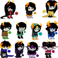 Fantroll adoptables - (0/11) - CLOSED by FLU0URITE