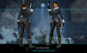 [Mod] Tomb Raider Underworld Snow Heavy by isagiiirlyB