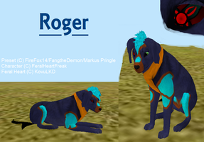 Roger Preset {Request} by FanguoftheFlowers