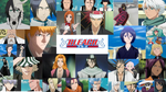 Bleach Collage by toshiro5336