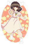 Tewi Inaba by make-it-tasty