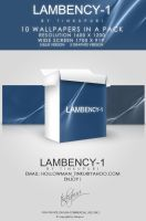 Lambency Wallpaper Pack by tinkupuri