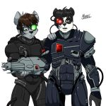 Stream - Anthro Borgs by SeanRM