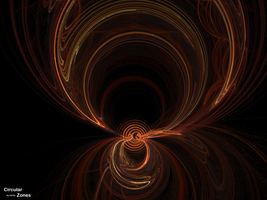 Fractal Art: Circular Zones by threefx