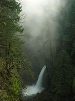 Metlako Falls_Eagle Creek 4835 by photoguy17