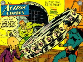Action Comics 175 by Superman8193