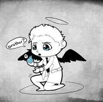 SPN: chirp chip? by kuroineko