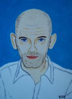 MICHAEL STIPE from REM by wwwEAMONREILLYdotCOM