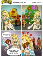 Smite! #6 by Mike-Tr