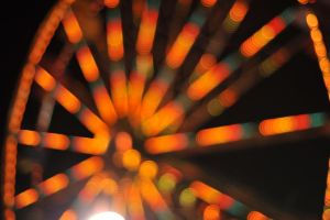Wheel Bokeh by amy-derfer