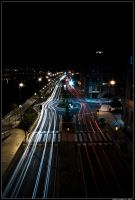 City Lights by pizte