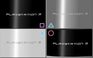 PS3 in 3D by AndoOKC