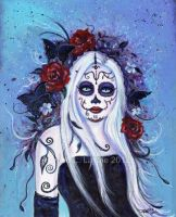 Leandra day of the dead by Fairylover17