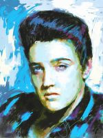 ELVIS by JALpix