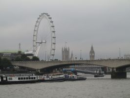London eye. 4 by CaringheartTTR