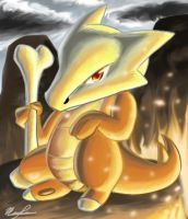 Marowak Request