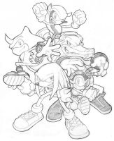 Chaotix by Yardley