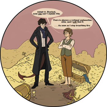 There And Back Again: A Detective's Story by Irise