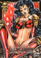VAMPRESS LUXURA AP SKETCH CARD 4 by AHochrein2010