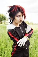 Shadow the Hedgehog by mia-saridzava