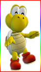 Koopa Troopa Avatar by waluigisrevenge