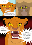 Lion King Alternative 052 by GreatMarta