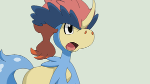 Pokemon Base 4~Keldeo 1~ by Xbox-DS-Gameboy