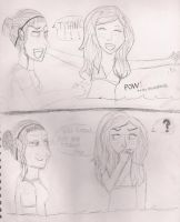Titanic :O part 1 by Holleester