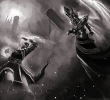Diablo3 Fanart Contest by christophercielos