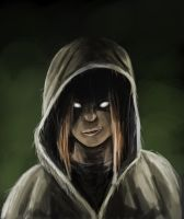 In Game Portrait of the Rogue by BABAGANOOSH99