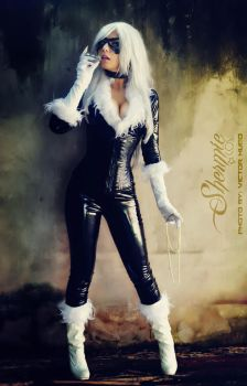 Black Cat by Shermie-Cosplay