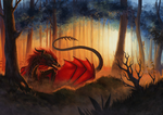 Mystery of the Forest by Nachiii