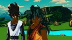 DRAGON BALL OC Stane And Karria by gokutime234