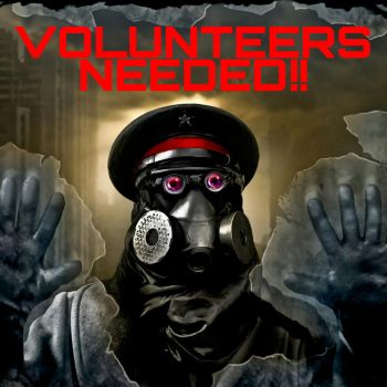 NOTICE: Volunteers wanted for Seattle comicon by alexiuss