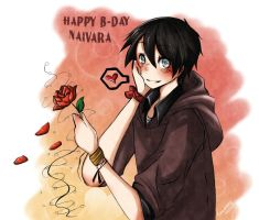 Happy birthday Naivara by Fuko-chan